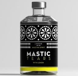 Mastic Tears - Lemon - 0,20L - alc. 24% vol.