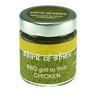 Spirit of Spice - BBQ grill to thrill CHICKEN