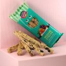 Jannis - Sesame Sticks with Hippophae, Goji berry &...