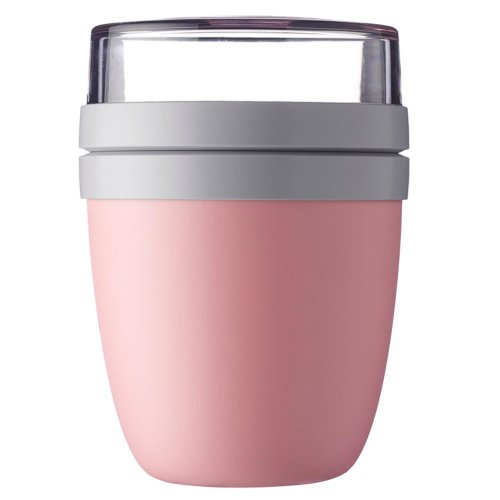 MEPAL - Thermo Lunchpot Ellipse - Nordic Pink