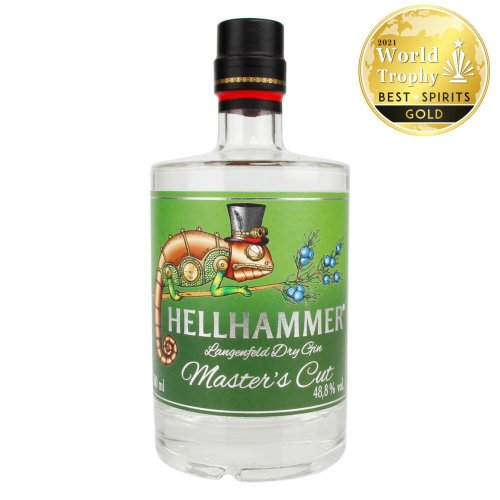 Hellhammer - Langenfeld Dry Gin - Master´s Cut - 0,5l