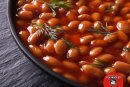 KYKNOS S.A. Greek Canning - Baked Beans in Tomatensauce aus Griechenland - 6er Pack - 6 x 420g