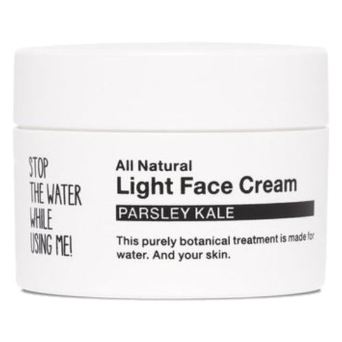 STOP THE WATER WHILE USING ME! - Gesichtscreme - Light - All Natural Light Face Cream - 50ml